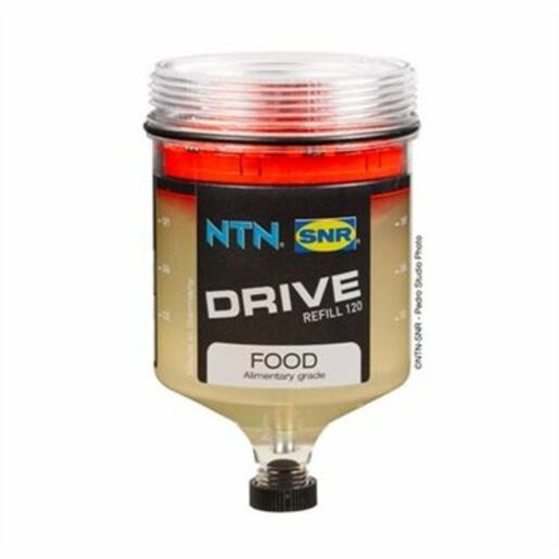 LUBER DRIVE REFILL 120 FOOD