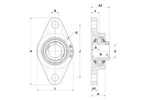 UCFL305-16L3