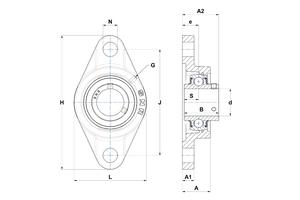 UCFL305-16T20